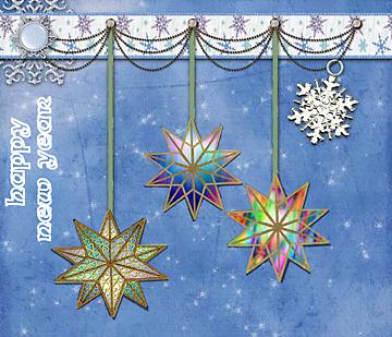 Stars new year